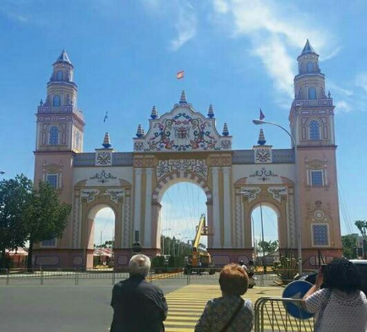 Feria de Abril de Sevilla~セビージャの春祭り~