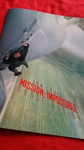 ミッション:インポッシブル/ローグ・ネーション