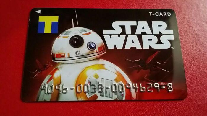 スター・ウォーズ T-Card
