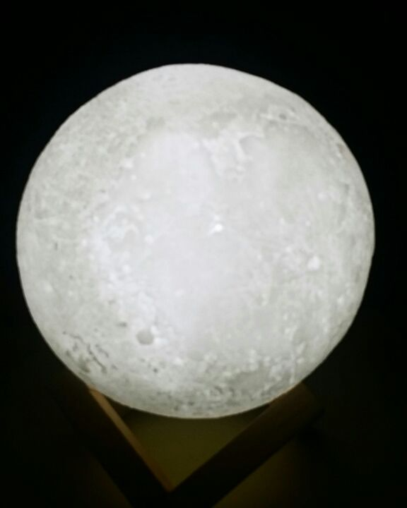 牡牛座の月