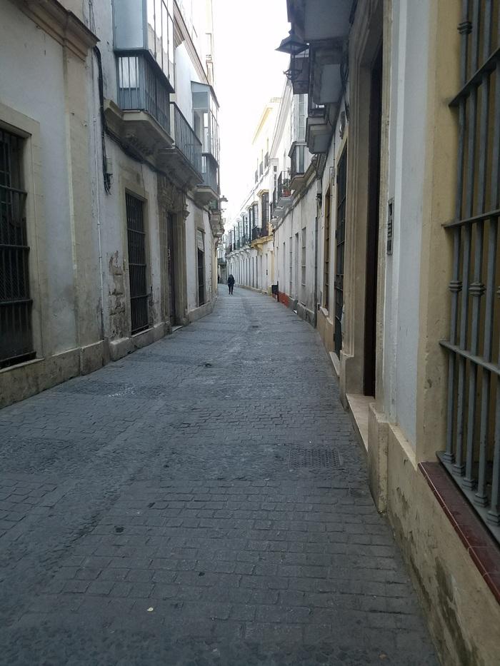 スペイン便り~♪ その8 フラメンコへの道は迷い道