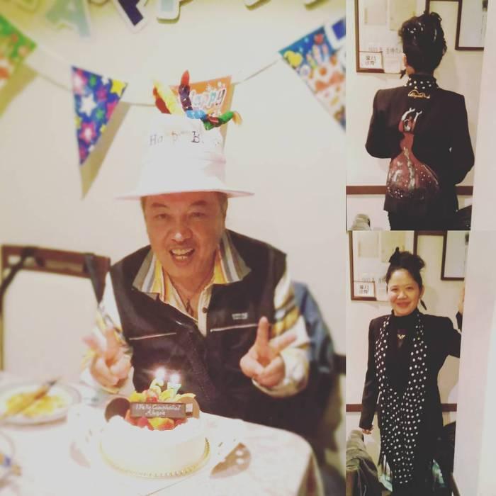 平成最後の意義のある誕生日会でした