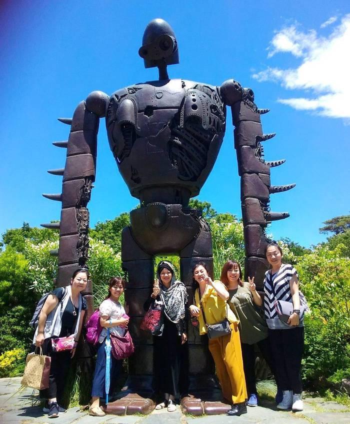 上京物語 その4 クリエイターの聖地