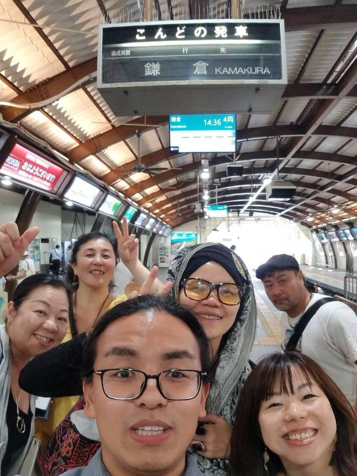 上京物語 その5 初の江ノ電